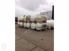 Pièce - Gas, Gaz, LPG, GPL, Propane, Butane tanks aboveground Loaded on flatbed trailer ID 1.146