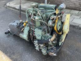 Mercedes engine block OM364 (814D Engine) 4 Cilinder + GEARBOX