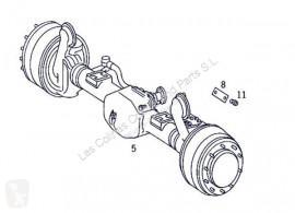 OM Moteur pour camion MERCEDES-BENZ Actros 4-Ejes 6-Cil. Serie/BM 4143 (8X8/4) 501 LA [12,0 Ltr. - 315 kW V6 Diesel ( 501 LA)] motor ikinci el araç