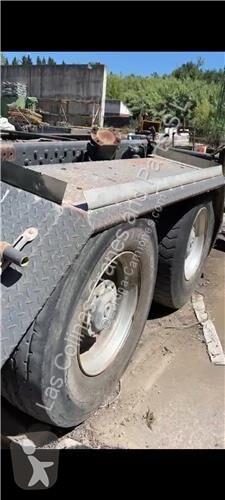 Ağır Vasıta yedek parça OM Différentiel pour camion MERCEDES-BENZ Actros 4-Ejes 6-Cil. Serie/BM 4143 (8X8/4) 501 LA [12,0 Ltr. - 315 kW V6 Diesel ( 501 LA)] ikinci el araç