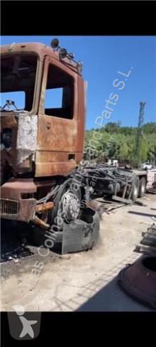 OM Cabine pour camion MERCEDES-BENZ Actros 4-Ejes 6-Cil. Serie/BM 4143 (8X8/4) 501 LA [12,0 Ltr. - 315 kW V6 Diesel ( 501 LA)] cabină / caroserie second-hand