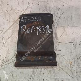 Iveco Stralis Pièces détachées Placa De Ajuste Ballesta Eje Trasero Izquierda pour camion AD 260S31, AT 260S31 truck part used