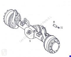 OM Essieu pour camion MERCEDES-BENZ Actros 4-Ejes 6-Cil. Serie/BM 4143 (8X8/4) 501 LA [12,0 Ltr. - 315 kW V6 Diesel ( 501 LA)] süspansiyon ikinci el araç