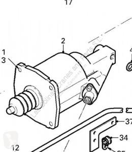 Repuestos para camiones DAF Maître-cylindre d'embrayage Servo Embrague pour camion Serie CF 75.250-360 E III FGFE CF 75.310 FA [9,2 Ltr. - 228 kW Diesel] usado