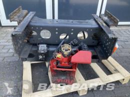 Cabina / carrozzeria Trailer coupling