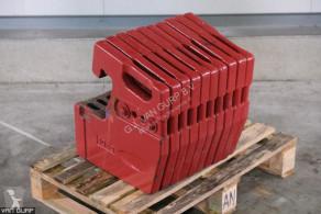 Pièces tracteur Ford Frontgewichten set 400 kg (10 x 40kg)
