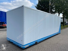 Equipamentos pesados carroçaria caixa furgão ALU LAADBAK AFZET