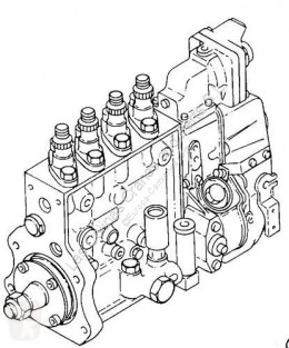 Motor Renault Midlum Moteur Motor Completo pour camion 135.10/B,150.10/B
