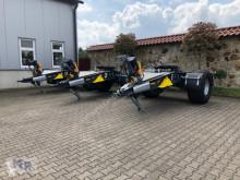 Reboque agrícola reboque porta-máquinas Kröger EAD14 Preis OHNE Bereifung