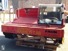 Kabina Faun RTF 50-3 lower cab