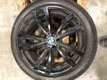 Hjul / Dæk BMW X5 velgen breedset 20