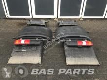 Náhradné diely na nákladné vozidlo kabína/karoséria diely karosérie podbeh kolesa Mercedes Mudguard set Mercedes Antos