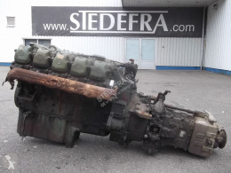 Bloc moteur Mercedes OM 403 Engine V10 + ZF Gearbox, 7 pieces in stock