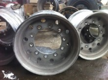 قطع غيار الآليات الثقيلة Alcoa JANTE 385/65/22.5 ALUMINIUM نظام التعليق تعليق العجلات محور العجلة مستعمل