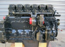 Silnik Scania TS MODELES 9-11-12-14-16
