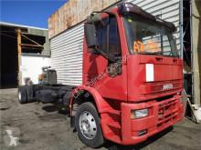 Voir les photos Pièces détachées PL Iveco Eurocargo Tuyau d\'échappement Tubo Flexible pour camion Chasis (Typ 150 E 23)