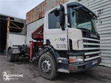 Vedere le foto Ricambio per autocarri Scania Tuyau d\'échappement pour camion  Serie 4 (P/R 94 G)(1996->) FG 220 (4X2) E2 [9,0 Ltr. - 162 kW Diesel]