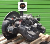 Hitachi hydraulic pump