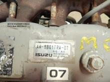 Isuzu 6BG1TRA-07 Y 6RB1 motor usado