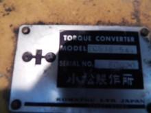 Komatsu TCS38-5A