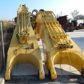 Komatsu PLUMA KOMATSU PC650-5 equipment spare parts