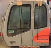 cabină Fiat-Hitachi