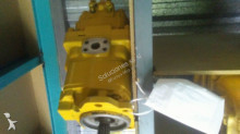 Bomba hidraulica Komatsu Pompe hydraulique pour chargeur sur pneus wa500
