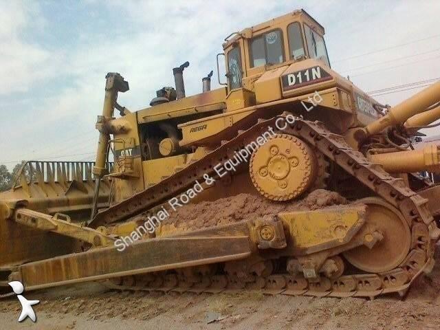 Ver as fotos Bulldozer Caterpillar D11 Used Caterpillar D11N Bulldozer