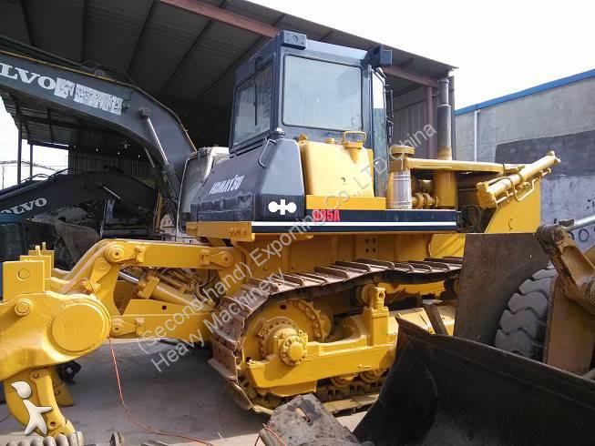 Ver as fotos Bulldozer Komatsu D85A Used KOMATSU D85A Bulldozer