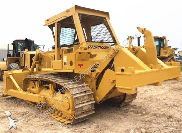 Ver las fotos Bulldozer Caterpillar D7G USED CAT D7G Bulldozer With Ripper