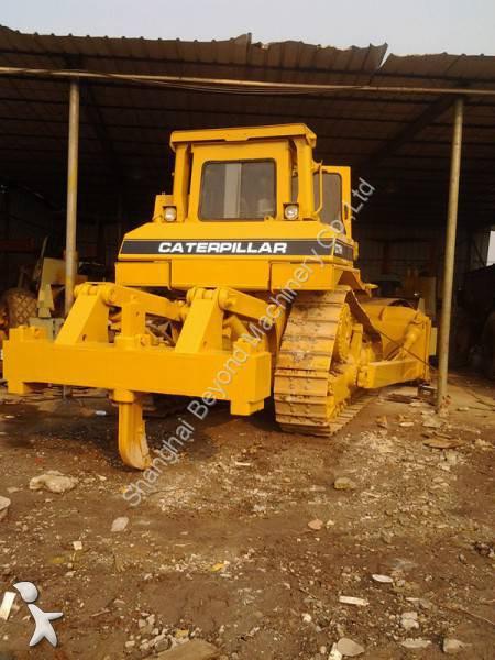 Ver las fotos Bulldozer Caterpillar D7H D7H