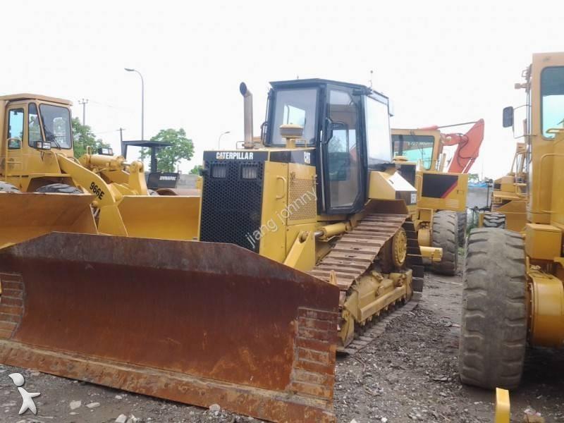 Vedeţi fotografiile Buldozer Caterpillar D5M XLP D5M