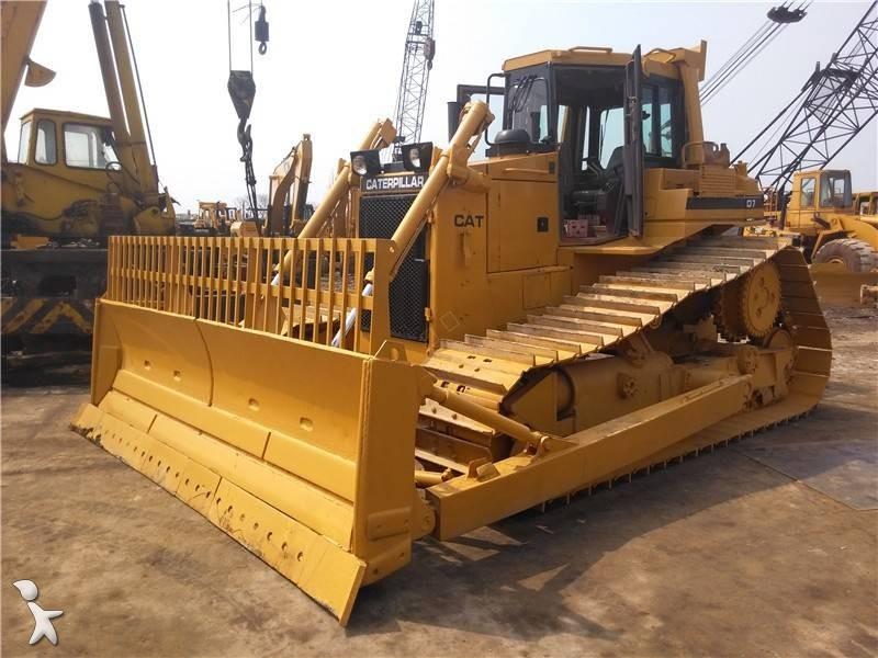 Bilder ansehen Caterpillar D7H D7H Bulldozer