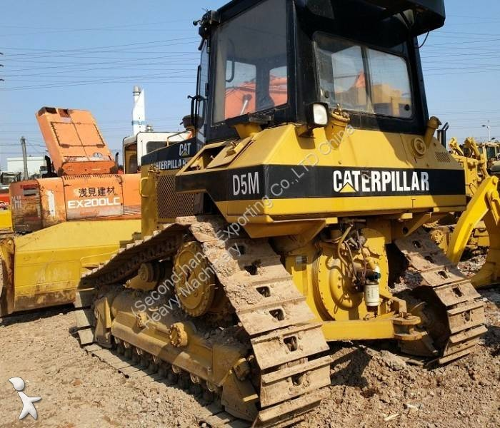 Voir les photos Bulldozer Caterpillar D5N LGP Used CAT Mini Dozer D3C D4C D4K D4H D5C D5G D5H D5M D5K D5N
