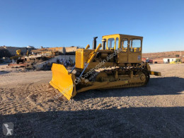 Caterpillar D 6 C tweedehands bulldozer op rupsen