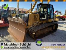 Bulldozer Caterpillar D6K Planierraupe mit 6-Wege Schild usado
