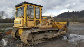 bulldozer Hanomag D 500 E Turbo