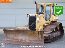 Caterpillar D4H bulldozer used