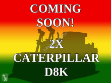 Bulldozer Caterpillar D8K 2x COMING SOON! occasion