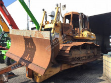 Liebherr PR bulldozer damaged