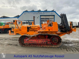 Buldozer Raupe Rohrverleger Kette Hiab Speed Loader second-hand