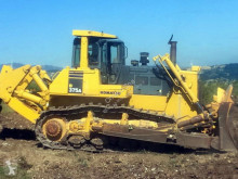 Komatsu D375A-5 bulldozer used