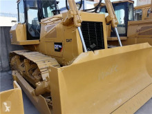 Caterpillar D6D D6D tweedehands bulldozer op rupsen