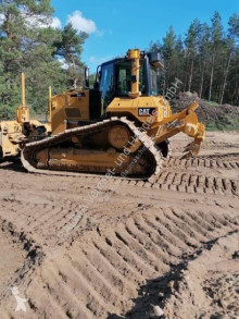 Caterpillar D 6 N LGP (12001425) MIETE RENTAL tweedehands bulldozer op rupsen
