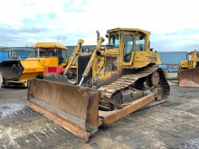 Caterpillar D6H LGP tweedehands bulldozer op rupsen