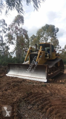 Caterpillar D6H used crawler bulldozer