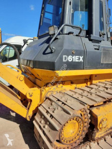Komatsu D61EX Lame inclinable used crawler bulldozer