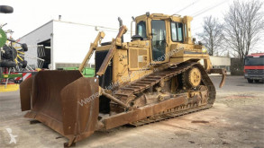 Caterpillar D6H bulldozer sur chenilles occasion