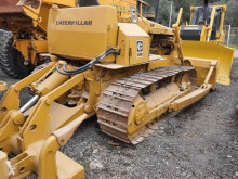 Caterpillar D5B tweedehands bulldozer op rupsen