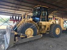 Bulldozer Caterpillar 824H bulldozer sobre ruedas usado